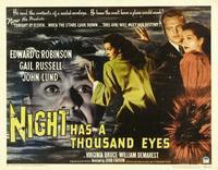 Añorando estrenos: 'Mil ojos tiene la noche' de John Farrow