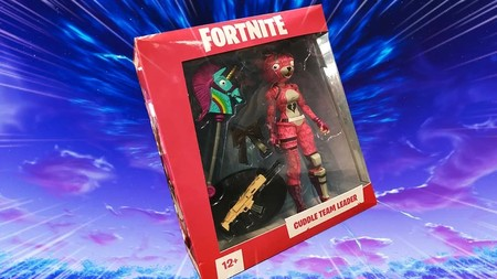 Fortnite contará con unas figuras de acción realizadas por McFarlane Toys