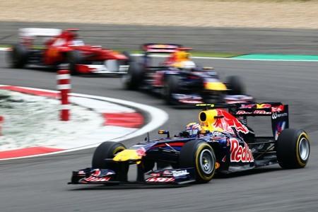 Nürburgring se podría quedar sin Fórmula 1 en 2013