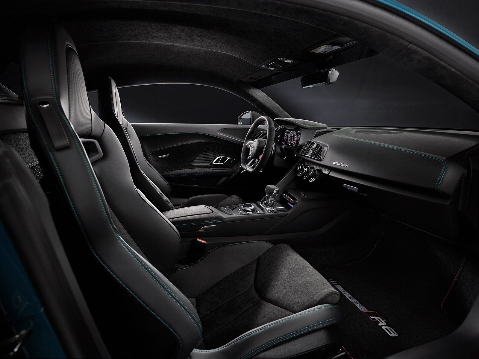 Foto de Audi R8 Green Hell (14/25)