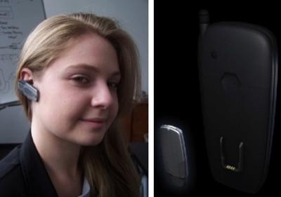 MoGo Headset, auricular Bluetooth pequeñito