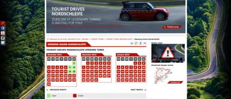 Web Nurburgring
