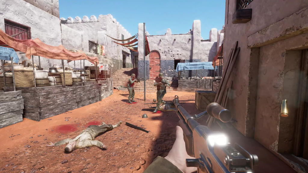 Ya puedes apuntarte a la beta del shooter bélico Days of War antes de su lanzamiento en enero de 2020