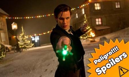 'Doctor Who' despide con emoción a Matt Smith