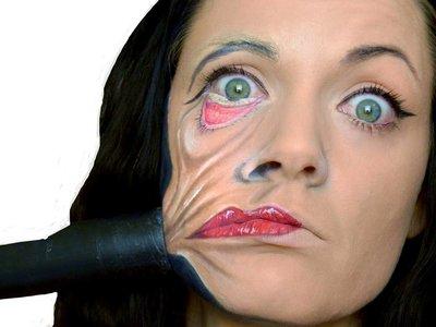 Samantha Staines eleva a otra dimensión el mundo del maquillaje