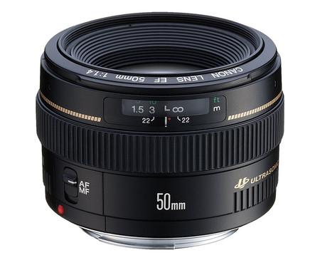 Canon 50 F14