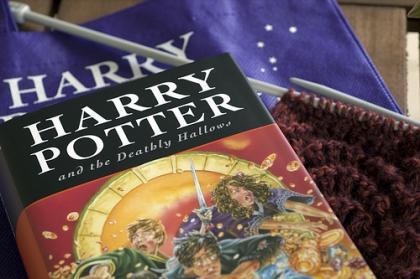 Harry Potter a precio de oro