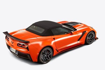 Chevrolet Corvette Zr1 Convertible 2019 6