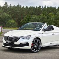 El Škoda Scala se convierte en este interesante y deportivo roadster, con elementos de la familia RS