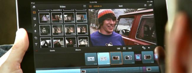Edición vídeo en iOS