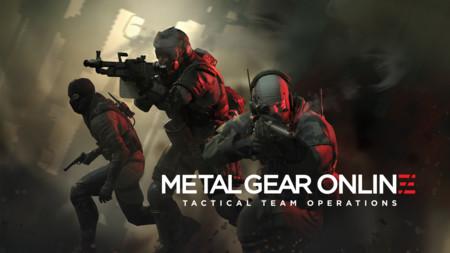 La versión final de Metal Gear Online llega oficialmente a PC