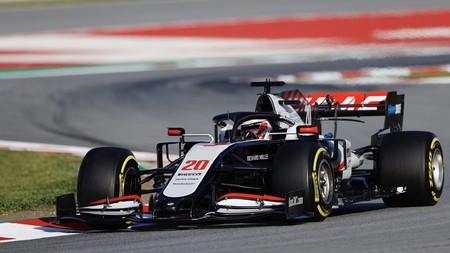 Magnussen Barcelona F1 2020