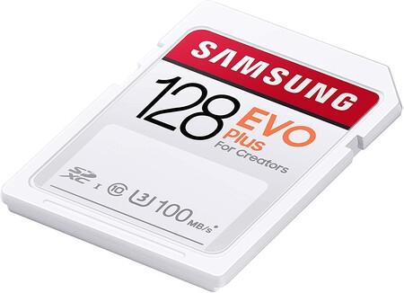 Tarjetas SD Samsung de oferta en Amazon México
