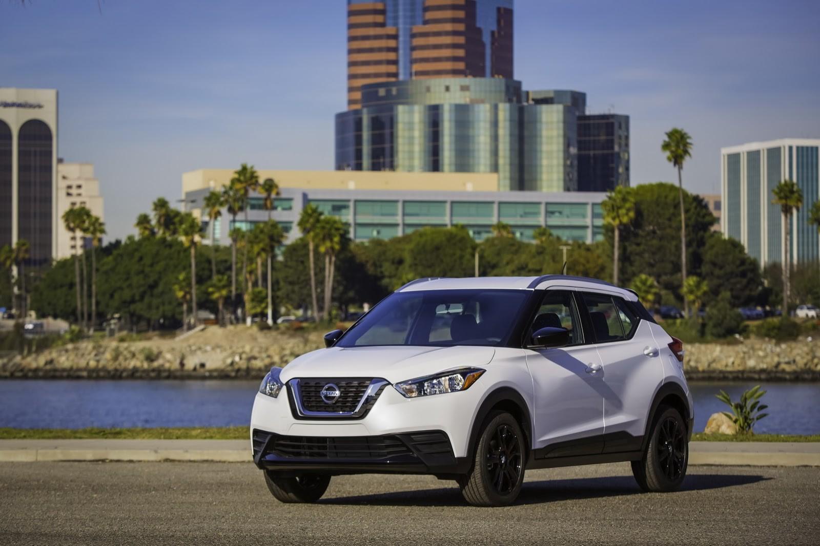 Foto de 2018 Nissan Kicks (EE.UU) (17/24)