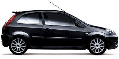 Fiesta y Focus ST Black Edition
