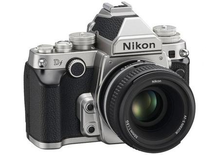Nikon Df, ya es oficial la nueva cámara retro de Nikon