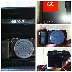 Sony NEX-7, primeras impresiones [por Mauro A. Fuentes]