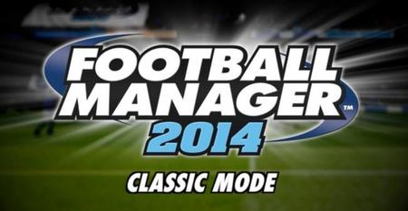 Football Manager Classic 2014 llegará este mismo abril a PS Vita