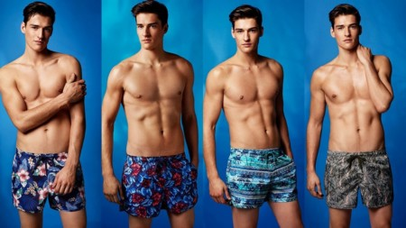 Lefties Beachwear Trendencias Hombre 2015