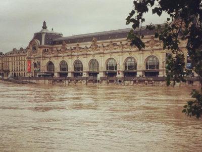 21 imágenes para comprender mejor las inundaciones que están asolando Europa