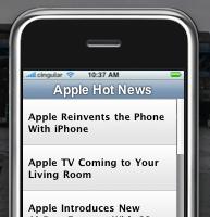 Merchandising iPhone