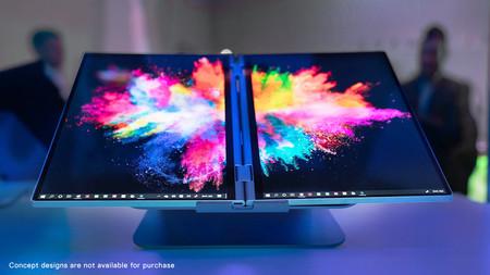 Dell Concept Duet y Concept Ori, los nuevos dispositivos con lo que buscan apostar por las pantallas plegables y dobles