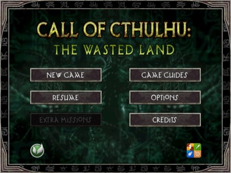 Opciones de CoC: The Wasted Land