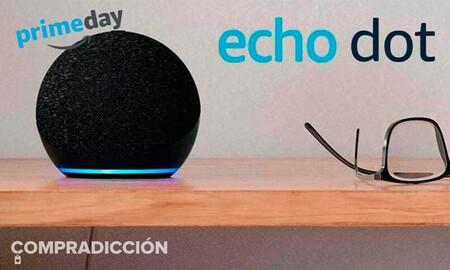 El Echo Dot de 4ª generación está más barato que nunca en el Prime Day: el altavoz inteligente con Alexa sólo cuesta 24,99 euros