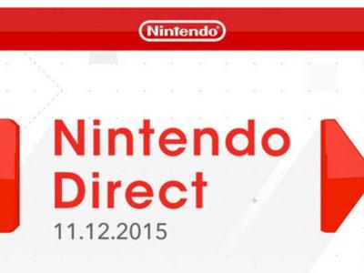 Nintendo Direct en vivo