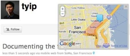 Twitter y Facebook se preparan para ofrecer geolocalización en sus servicios