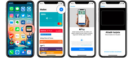 Apple Pay En Iphone