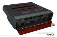 Super Retro Trio, otra consola para usar cartuchos de NES, SNES y Megadrive