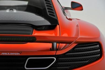 McLaren MP4-12C: todo lo que debemos saber sobre él y nuevas imágenes
