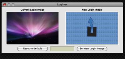Loginox cambia la imagen de inicio de Mac OS X