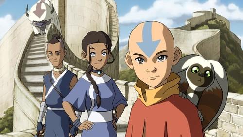 'Avatar, la leyenda de Aang', Nostalgia TV