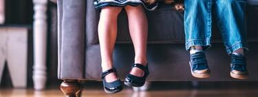 Cómo acertar con la talla de los zapatos de los niños, según su edad