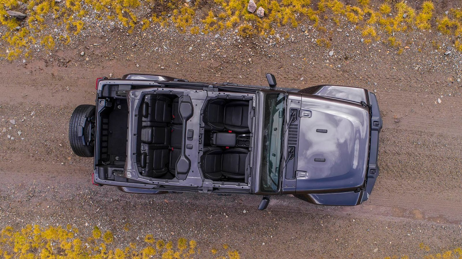 Foto de Jeep Wrangler 2018 (47/114)