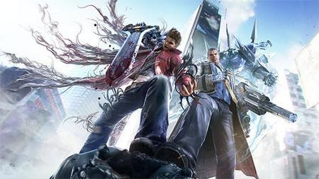 Rise of Incarnates el nuevo free-to-play de Namco