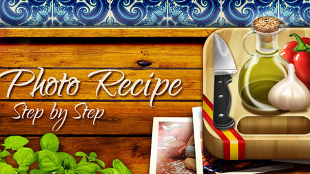 Photo Recipe Step by Step, la dieta mediterránea paso a paso