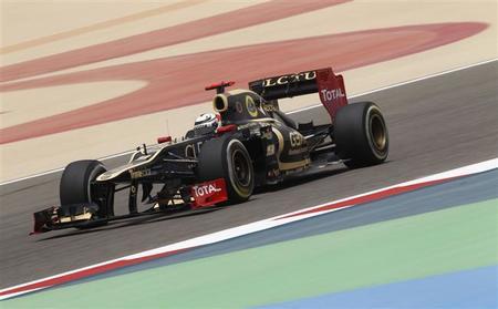 Kimi Raikkonen se va entonando poco a poco