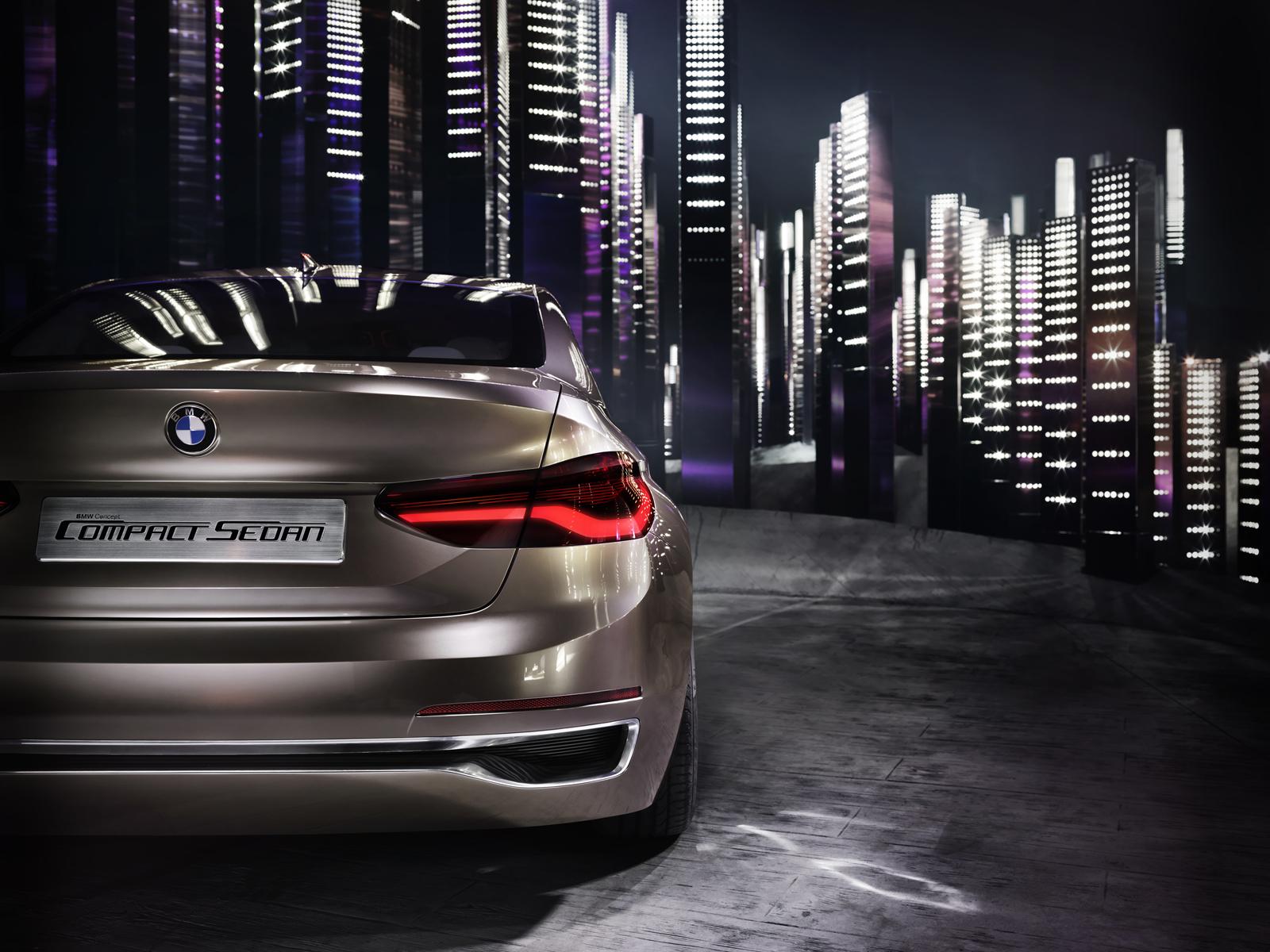Foto de BMW Concept Compact Sedan (16/26)