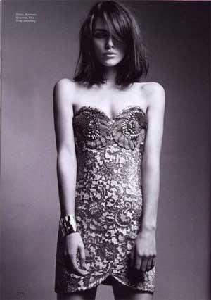 Keira Knightley, ícono del a belleza británica 2007