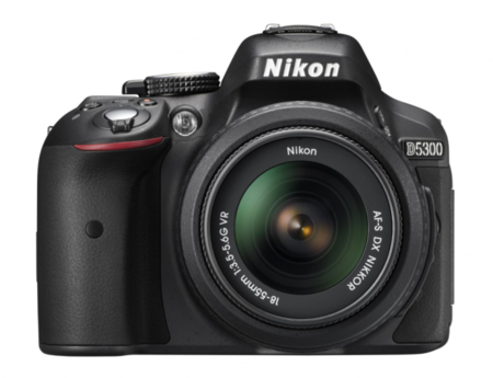 Nikon D5300 objetivo