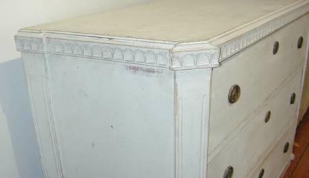 De Isabel II de España a Gustavo III de Suecia. Cómo transformar muebles al estilo gustaviano