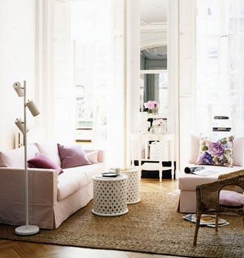 Cinco trucos para decorar tu primera casa