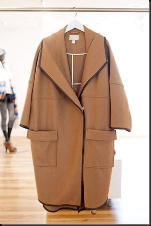 abrigo hm camel