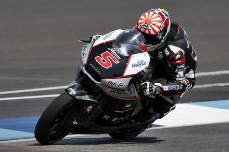Johann Zarco Moto2 Gp Indianapolis 2015