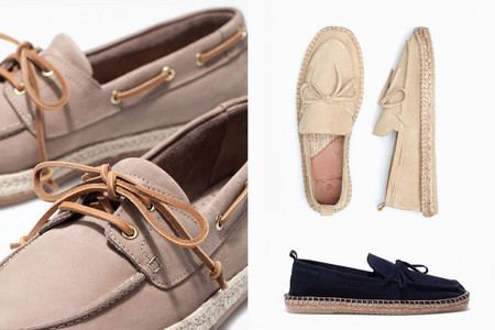 zapatos nauticos massimo dutti