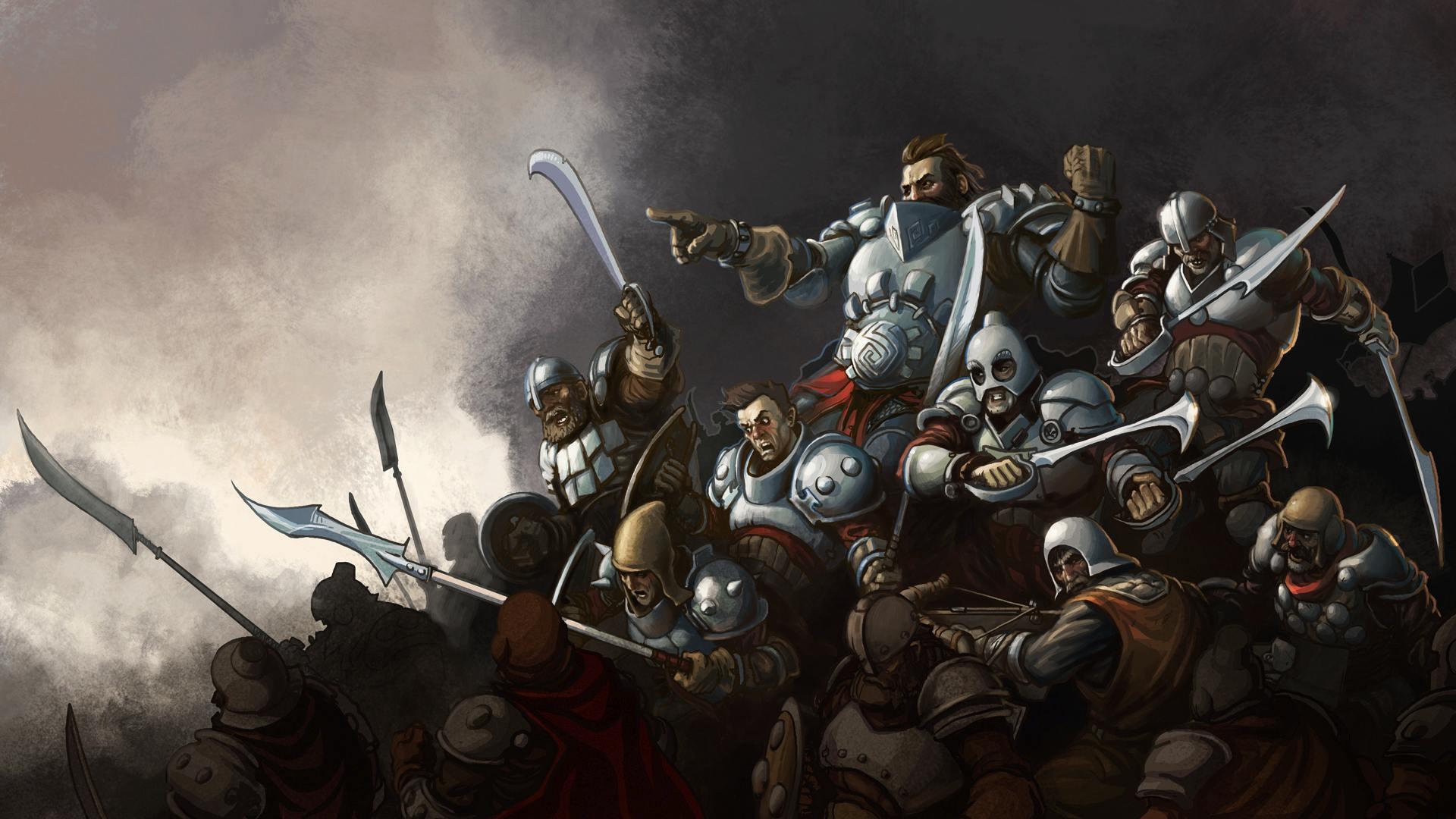 Scrolls, el nuevo juego de Mojang