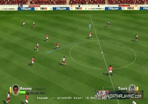 Foto de Nuevas - FIFA 09 - Wii (1/7)